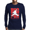 Big Pun Yeeeh Baby Graphic Mens Long Sleeve T-Shirt