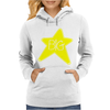 Big Star Rock Womens Hoodie