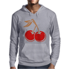 Big Texas Cherry Mens Hoodie