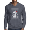 Big Trex Santa Ugly Christmas Mens Hoodie