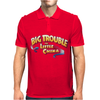 Big Trouble Mens Polo