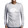 Big Wooly Mens Long Sleeve T-Shirt