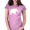 Big Wooly Womens Fitted T-Shirt