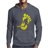 Bigfoot Gone Mens Hoodie