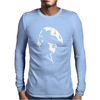 Biggie Stencil Notorious B.I.G Mens Long Sleeve T-Shirt