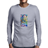 Bijutierul si meduza Mens Long Sleeve T-Shirt