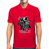 bike addict Mens Polo