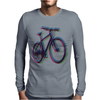 bike bicycle nature adventure Mens Long Sleeve T-Shirt