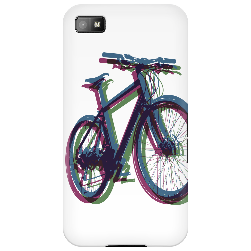 bike bicycle nature adventure Phone Case