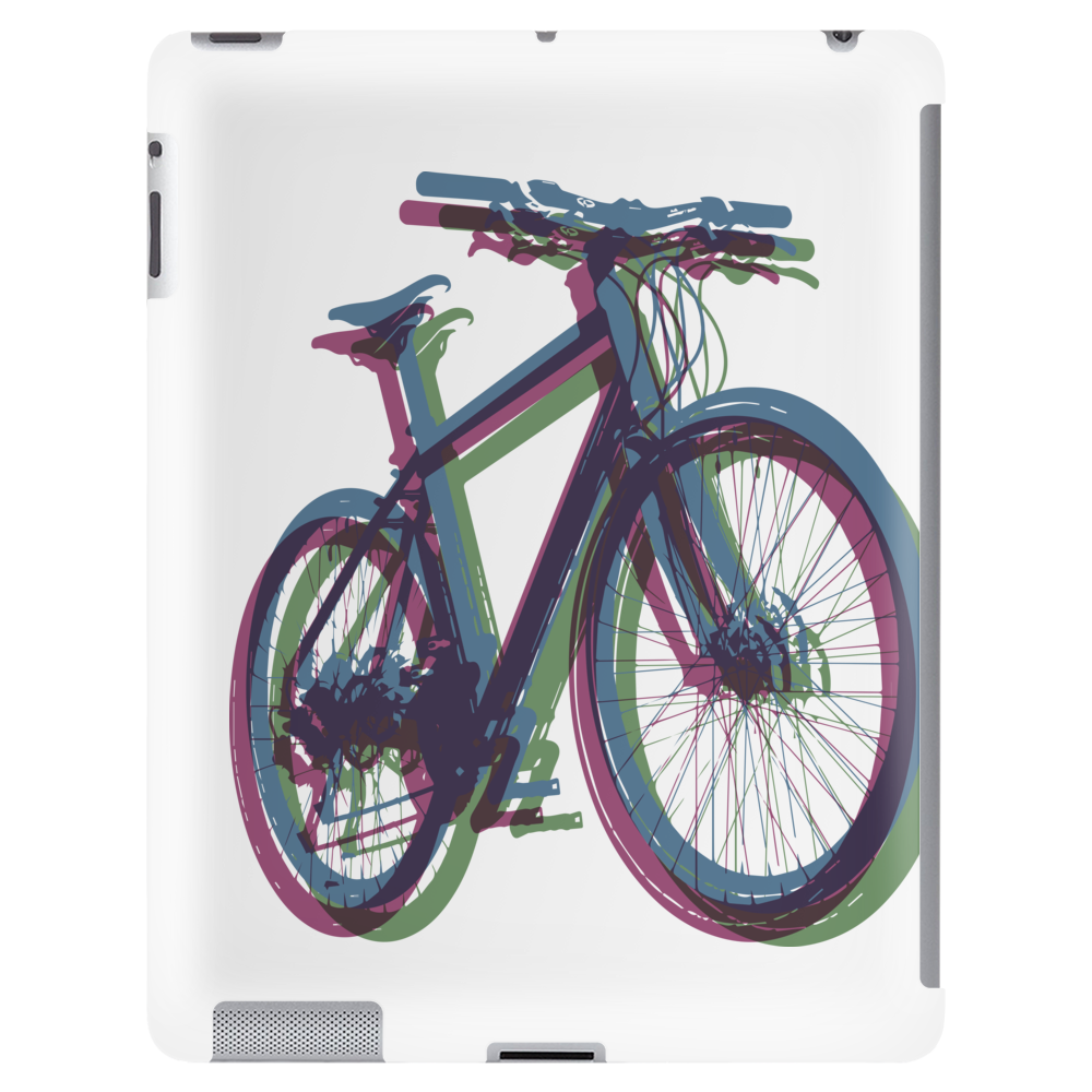 bike bicycle nature adventure Tablet
