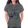 bike bicycle nature adventure Womens Polo
