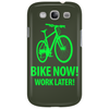 bike now! work later! bicycle sport Phone Case