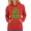 bike now! work later! bicycle sport Womens Hoodie