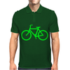 Bike Route Mens Polo