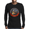 Biker Skull 2 Mens Long Sleeve T-Shirt