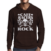 Biker T-Shirt Cafe Racers Ton Up Boys Rockers Greasers Rock Mens Hoodie