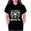 Biker T-Shirt Cafe Racers Ton Up Boys Rockers Greasers Rock Womens Polo