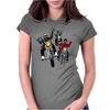 bikers Womens Fitted T-Shirt