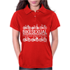 Bikesexual I'll Ride Just About Anything Womens Polo