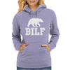 BILF, Bear I'd Like To Womens Hoodie