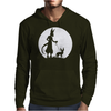 Bill and Cat Mens Hoodie