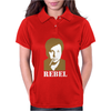 Bill Hicks Rebel Womens Polo