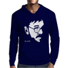 Bill Hicks Tribute Comic Legend Hero Mens Hoodie
