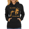Bill Hicks Womens Hoodie