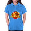 Bill & Ted Wyld Stallyns Wild Stallions Womens Polo