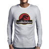 Billy and the Cloneasaurus Mens Long Sleeve T-Shirt