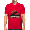 Billy and the Cloneasaurus Mens Polo