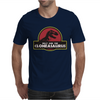 Billy and the Cloneasaurus Mens T-Shirt