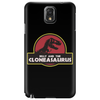 Billy and the Cloneasaurus Phone Case