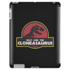 Billy and the Cloneasaurus Tablet