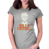 Billy Football Womens Fitted T-Shirt