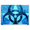 Biohazard Blue Tablet (horizontal)