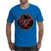 Biohazard Daryl Michonne Walker Survival Training  Ring Patch outlined 3 Mens T-Shirt