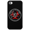 Biohazard Daryl Michonne Walker Survival Training  Ring Patch outlined 3 Phone Case