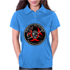 Biohazard Daryl Michonne Walker Survival Training  Ring Patch outlined 3 Womens Polo