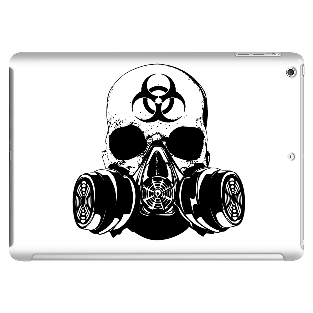Biohazard Zombie Skull Tablet (horizontal)
