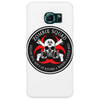 Biohazard Zombie Squad 4 Ring Patch outlined 2 9 Phone Case