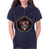 Biohazard Zombie Squad Always aim for the head F U Ring Patch outlined 2 9 Womens Polo