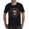 Biohazard Zombie Squad Fuck U Ring Patch outlined L Mens T-Shirt