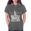 Biologist Take Cellfies Womens Polo