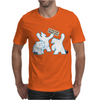 Bipolar Bears Mens T-Shirt