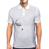 Birdfather Angry Birds Godfather Parody Mens Polo