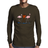 Birds of a Feather Mens Long Sleeve T-Shirt