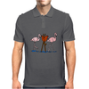Birds of a Feather Mens Polo