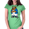 Birmingham City F C Mascot – Beau Brummie Womens Fitted T-Shirt