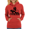 Birth Of The Cool Womens Hoodie